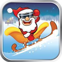 Crazy Santa Xmas Racing - Top nitro rocket gear christmas action game for kids!
