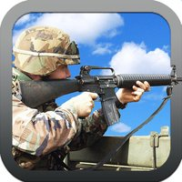 Army War - Desert Battlefield Free