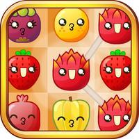 Fruit Match 3 Puzzle - Amazing Link Splash Mania