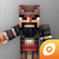 Skins Pro Medieval - Minecraft
