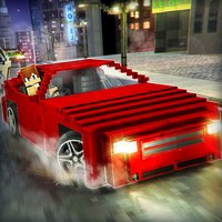 Block Cars Exploration - Cube Car Racing Survival Game For Free