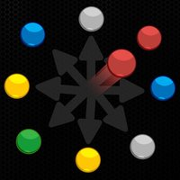 Color Swipe – Ball Swapping switching color and tapping game free offline