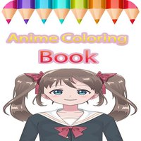 Anime Coloring book New