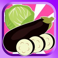 Vegetables Names Vocabulary & Drag And Drop Games
