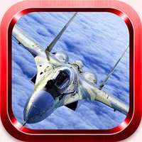 Frozen Air War Jet Fighter