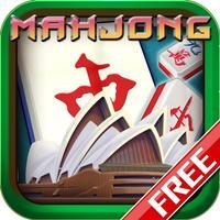 Mahjong Kangaroo - Australia Gold Adventure Free