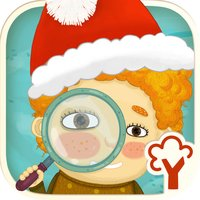 Tiny People Christmas! Hidden Objects Search game