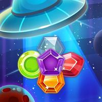 Space Match 3 Jewel Journey