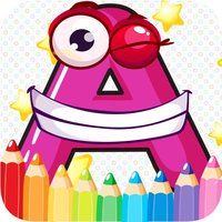 alphabet free printable coloring pages for kids