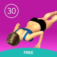 Women's Pushup 30 Day Challenge FREE