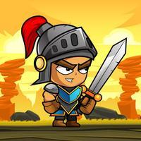 Run Mighty Knight