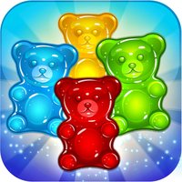 Toy Jelly Bear POP - Funny Blast Match 3 Free Game