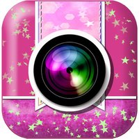 Fun Frame photo camera editor: Plus sticker,filters,effects,grid and border stitch