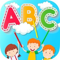 Learn ABC - Coloring Book Game