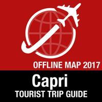Capri Tourist Guide + Offline Map