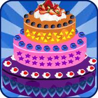 Delicious Cake Make Bakery