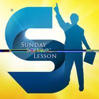 Sunday School Lesson