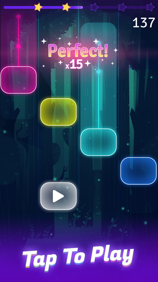 Color Piano: Music Tiles Game App for iPhone - Free Download Color ...