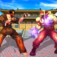 Ultimate Fighters Arena Battle