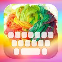 Pastel Keyboard Color Full