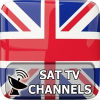 UK TV Channels Sat Info