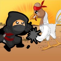 Ninja vs Birds: Flap-py No More