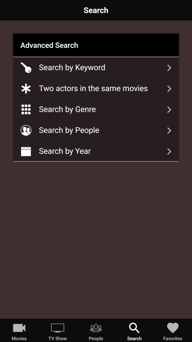 Cyberflix Movies and TV Shows App for iPhone - Free Download