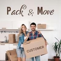PackAndMove Customer
