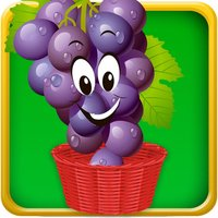 Catch The Fruit - Fill Fruit In Basket, Fruit Mania Puzzle Game