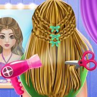 Braided Hair Stylist Makeover