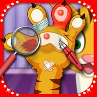 Xmas Little Pet Hand Doctor - Holiday Kids Game