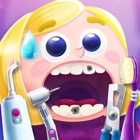 Teeth Games. Kids Dentist Care