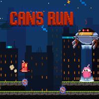 Arcade Cans Run