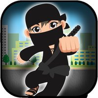 A Ninja Kid Attack Planet Earth - Free Addictive Run Game