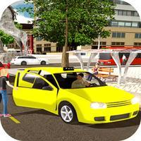 Crazy Driver Taxi Ambulance