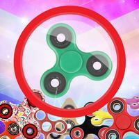 Find Hidden Spinner:Fidget spinner