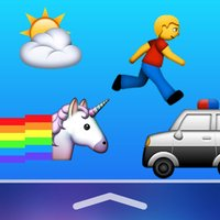 5-in-1 Emoji Widget Games - GameMoji