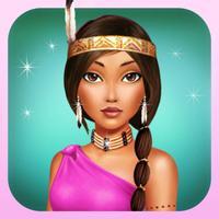 Dress Up Princess Kaya