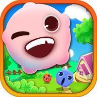 Monster Link Pop - HD FREE Line Game