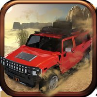 A Desert 4X4 Extreme Race - Nitro Truck Racing