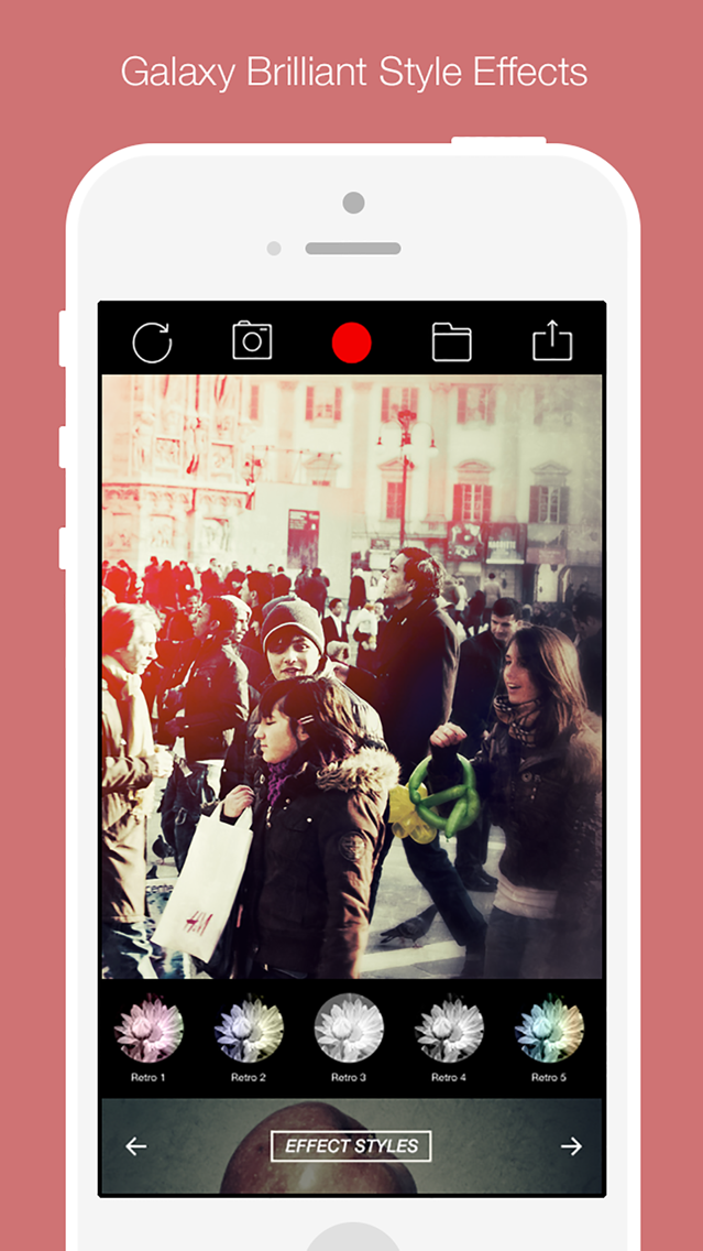 camera effects app free download