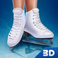 Ice Figure Skating Simulator