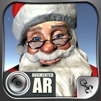 Augmented AR Santa Call Story