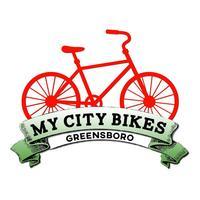 My City Bikes Greensboro