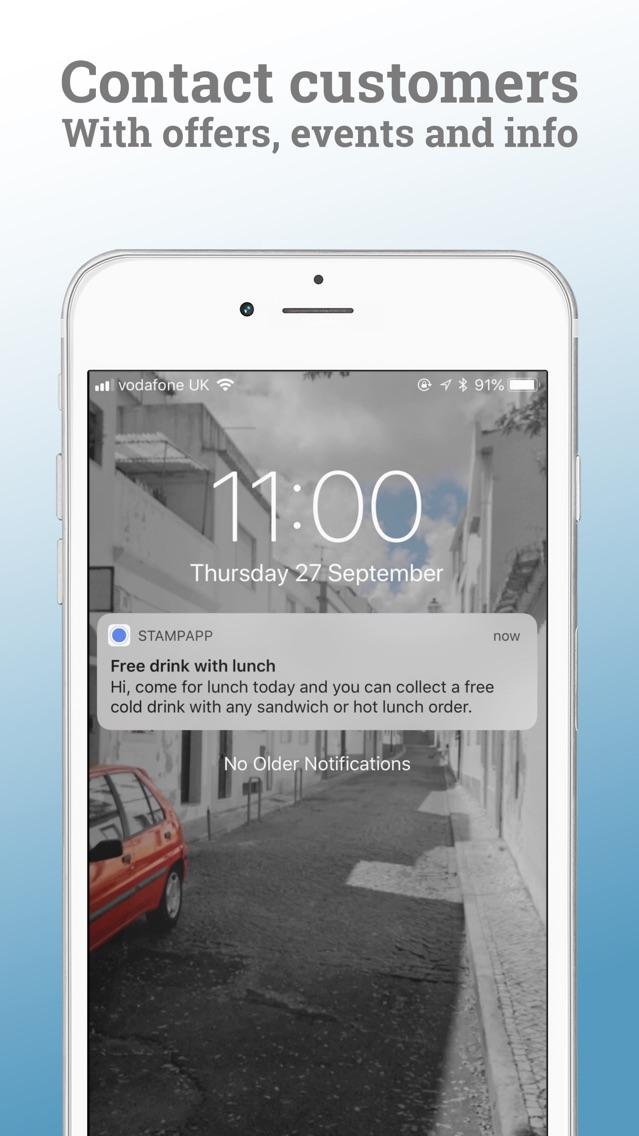 Stampapp Vendor App for iPhone - Free Download Stampapp