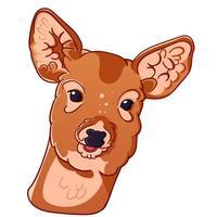 Mem deers stickers pack