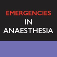 Emergencies in Anaesthesia 2ED