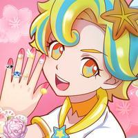 巴啦啦魔法美甲2——可爱少女公主美甲