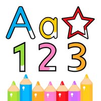 ABC 123 Learn to Write Letters