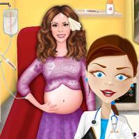Pregnant Maria Ambulance